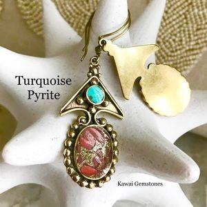 Jewelry - ✨Gorgeous Nepalese Earrings✨Handmade✨